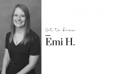 Get to Know Us: Emi H.